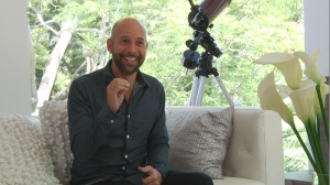 Pickup artist Neil Strauss in The Truth about Marriage documentary