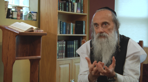 Rabbi Lazar Brody, marriage expert in The Truth about Marriage documentary